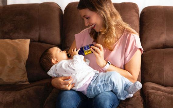 ¿Cuándo pueden los bebés tomar agua?