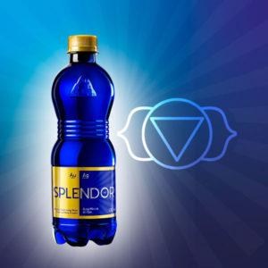 agua-de-la-botella-azul