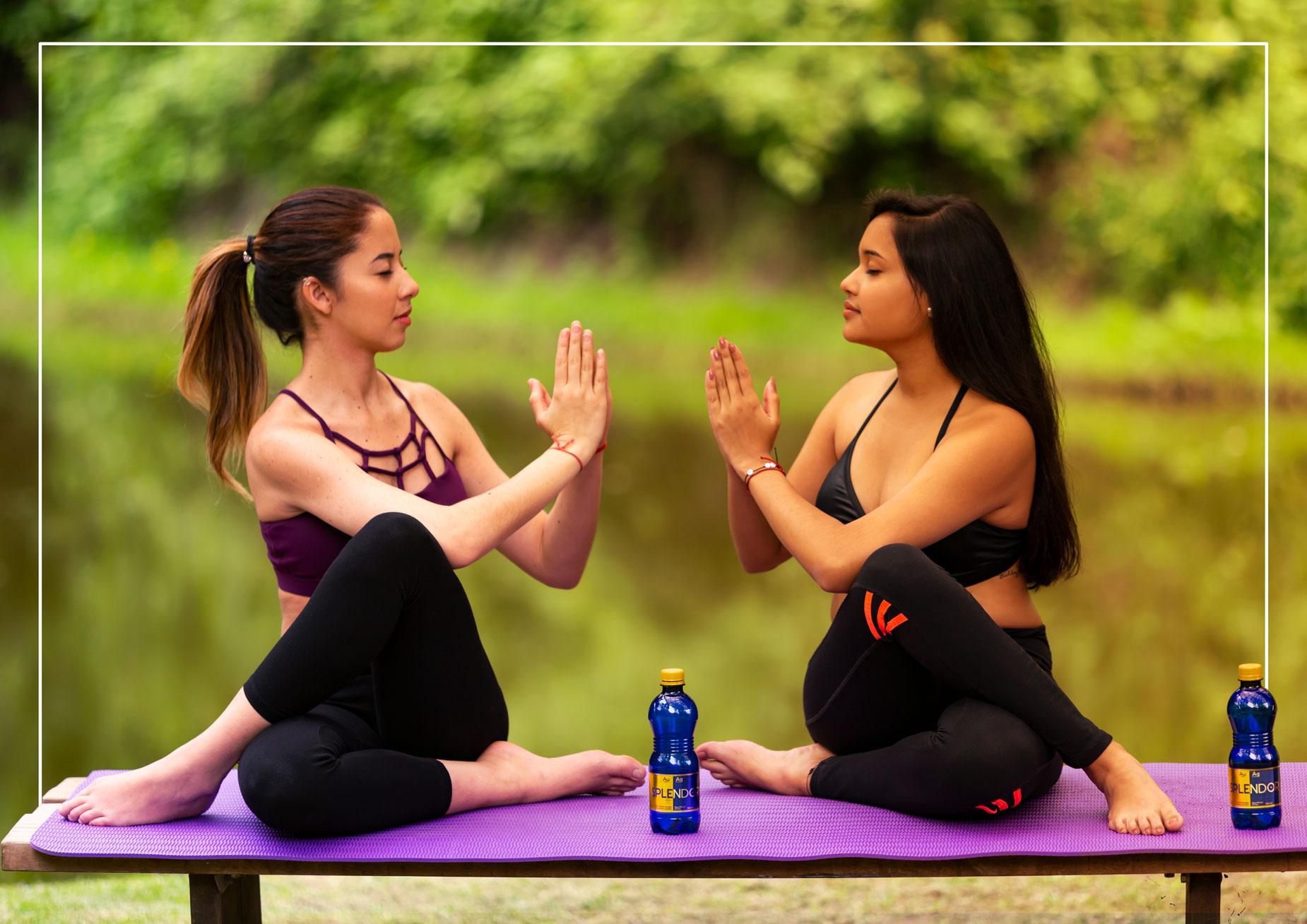 Beber agua ayuda a calmar el estrés y la ansiedad